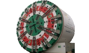 TBM: Tunnel Boring Machine